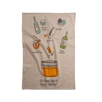 All-purpose Vinaigrette Tea Towel