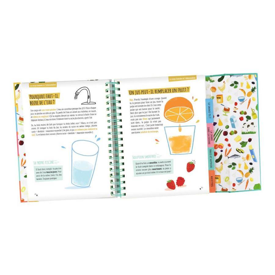 """""""Explique-moi les aliments"""" Book (French Version) - Photo 3"""