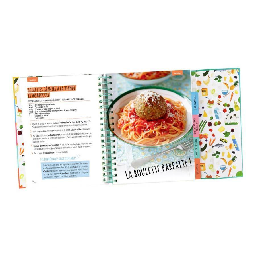 """""""Explique-moi les aliments"""" Book (French Version) - Photo 4"""