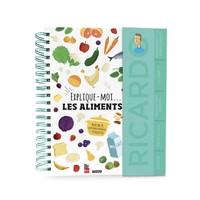 """""""Explique-moi les aliments"""" Book (French Version)"""