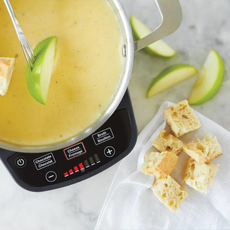 Ensemble à fondue électrique RICARDO (11 pièces) - Photo 3
