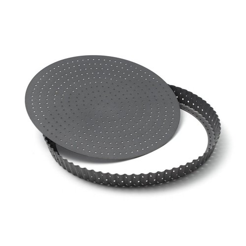 Perforated Quiche and Pie Plate