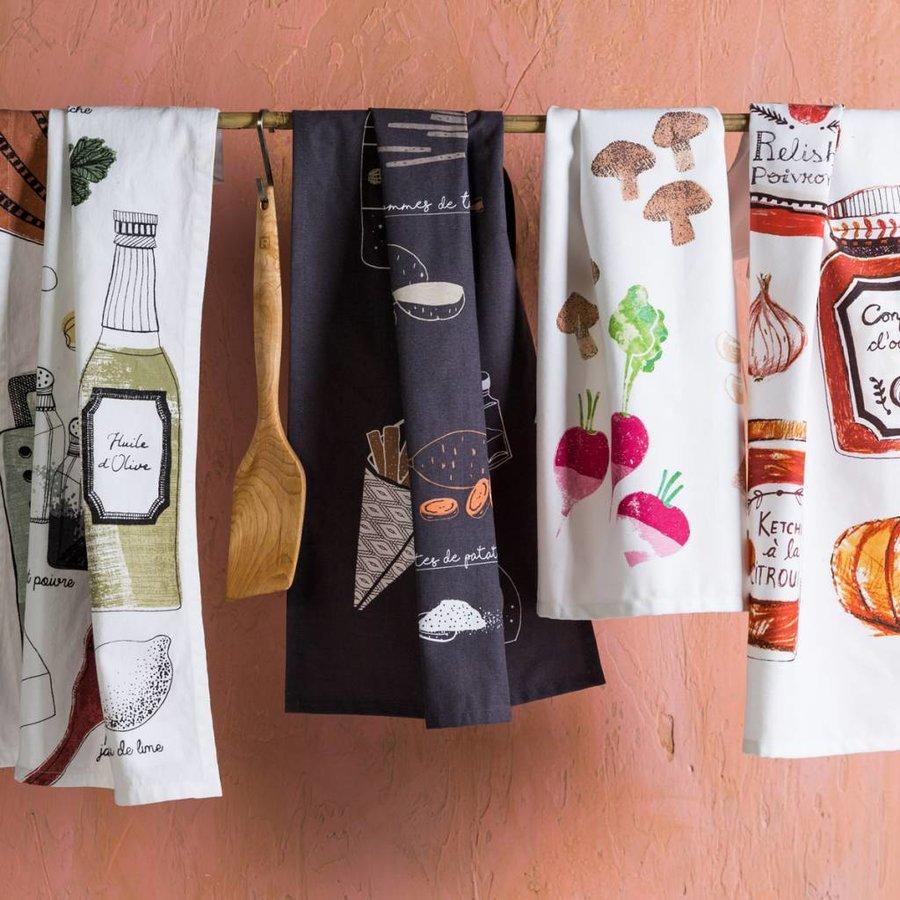 Homemade Pesto Tea Towel - Photo 1
