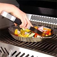 Ensemble de spatule et de pince à barbecue
