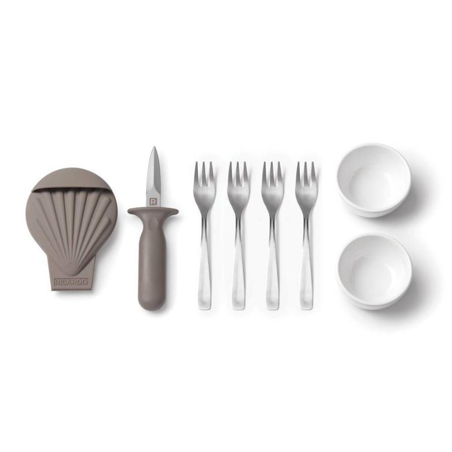 8-Piece Oyster Set - Photo 1
