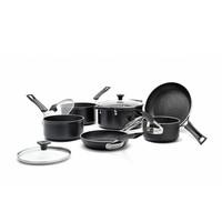 "RICARDO's ""The Rock"" 10-Piece Non-stick Aluminum Forged Cookware Set"