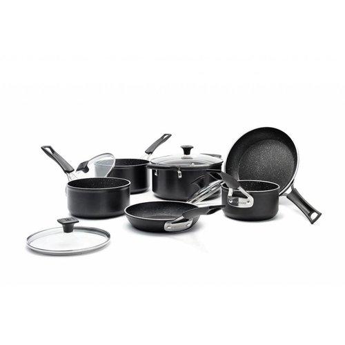 "RICARDO's ""The Rock"" 10-Piece Cookware Set"