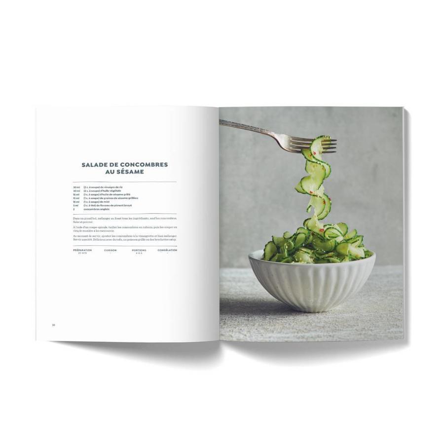 <i>Plus de légumes</i> Book and Tote Bag Combo - Photo 2