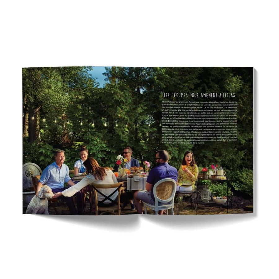 <i>Plus de légumes</i> Book and Tote Bag Combo - Photo 3