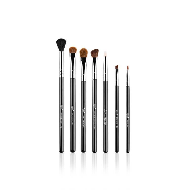 eyebrow brushes kit. sigma beauty basic eyes brush kit eyebrow brushes h