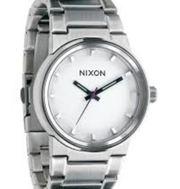 NIXON WATCHES CANNON WHITE