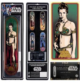 SLAVE LEIA STAR WARS COLLECTOR PACKAGE