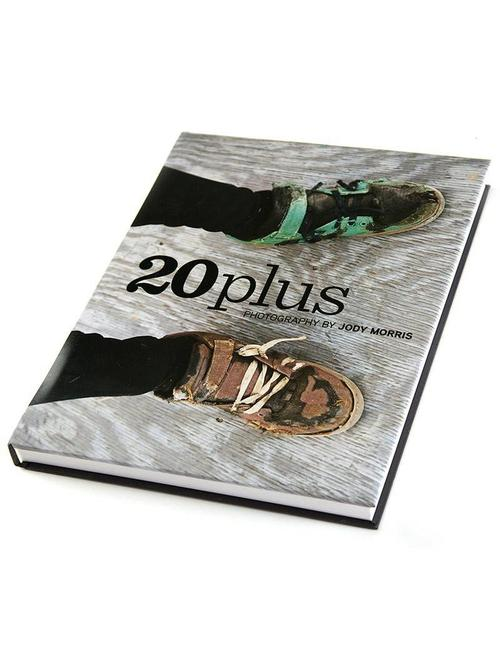 20 PLUS JODY MORRIS BOOK