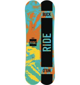 RIDE SNOWBOARDS BUCK WILD