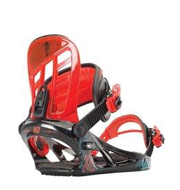 K2 SNOWBOARDS VANDAL BINDINGS