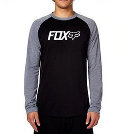 FOX WARMUP LS TECH TEE
