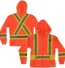 Red Dragon Apparel RDS ZIP HIGH VIS