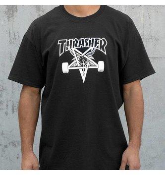 THRASHER MAGAZINE THR T-SHIRT SKATE GOAT