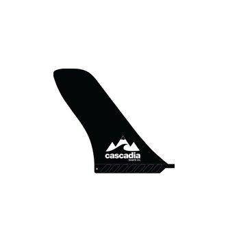 CASCADIA SUP FIN-MOULDED TOURING FIN