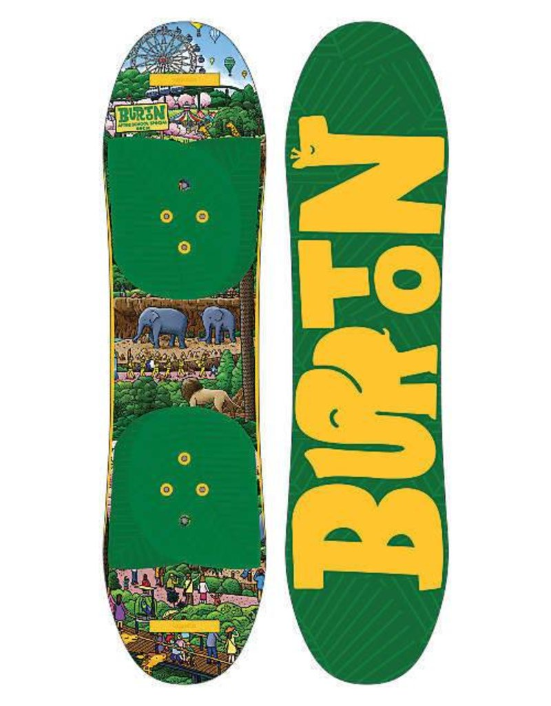 BURTON SNOWBOARDS 2017 AFTER SCHOOL SPECIAL