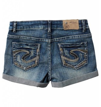SILVER JEANS LACY SHORTS GIRLS