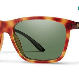 SMITH OPTICS DELANO MATTE HONEY TORTOISE	POLARIZED GRAY GREEN
