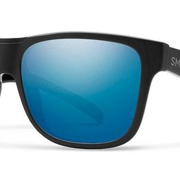 SMITH OPTICS LOWDOWN XL SALTY CREW MATTE BLACK POLARIZED BLUE MIRROR