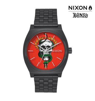 NIXON WATCHES TIME TELLER BONES