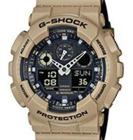 GSHOCK WATCHES GS-GA100L-8A GA100 COLOUR ADDITION GRY