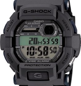 GSHOCK WATCHES GS-GD350-8 DIGITAL VIBRATION ALARM - BLACK