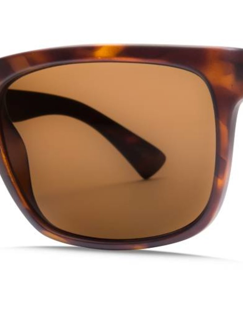 ELECTRIC KNOXVILLE MATTE TORT/OHM POLARIZED BRONZE