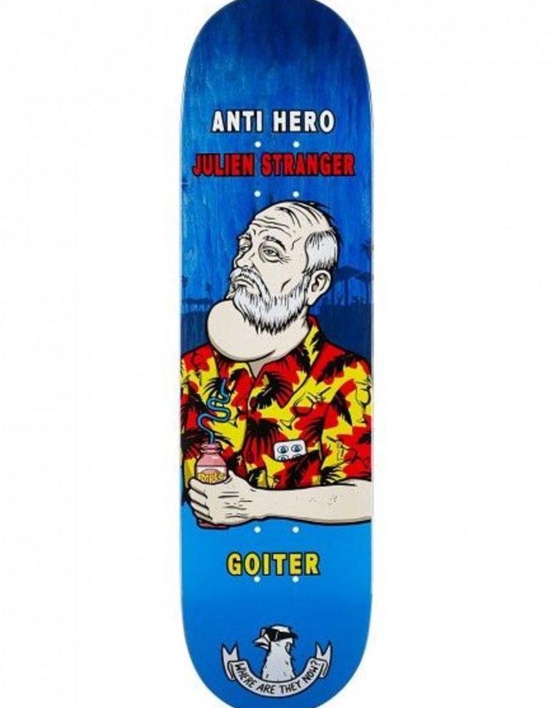 ANTI HERO STRANGER WHERE ARE THEY NOW? 8.28