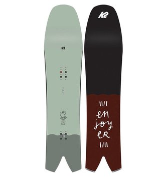 K2 SNOWBOARDS 2017 COOL BEAN