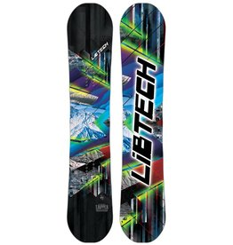 LIB TECH SNOWBOARDS 2017 LIB TRAVIS RIPPER C2