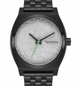 NIXON WATCHES TIME TELLER SW DEATHSTAR BLACK