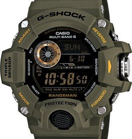GSHOCK WATCHES GW9400-3 RANGEMAN
