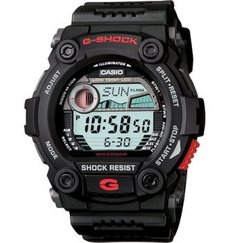 GSHOCK WATCHES LARGE DIAMETER DIGI