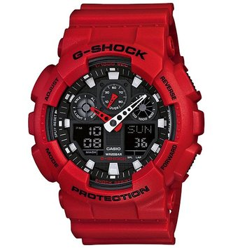 GSHOCK WATCHES GS-GA100B