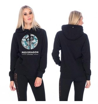 Red Dragon Apparel RDS WOMENS HOOD FLOX