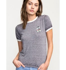 RVCA Cold Soul Ringer T-Shirt