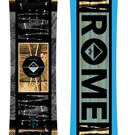 ROME SNOWBOARDS 2017 REVERB