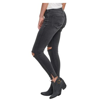 SILVER JEANS AVERY ANKLE SKINNY