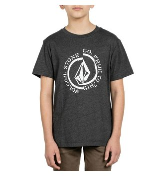 VOLCOM DIVIDE S/S TEE YOUTH