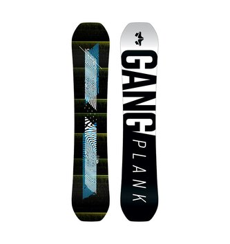 ROME SNOWBOARDS 2018 GANG PLANK
