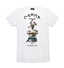 CAPITA SCOTTY TRAMP TEE