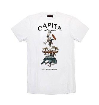 CAPITA SCOTTY TRAMP TEE
