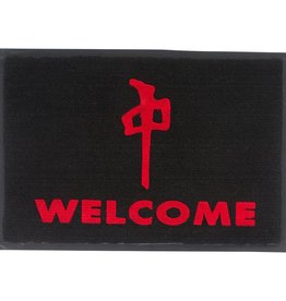 Red Dragon Apparel RDS DOOR MAT WELCOME