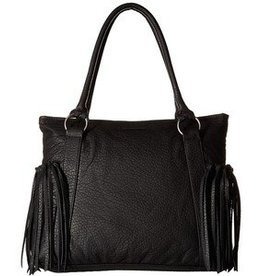 VOLCOM FUNKY FRINGE BAG BLACK