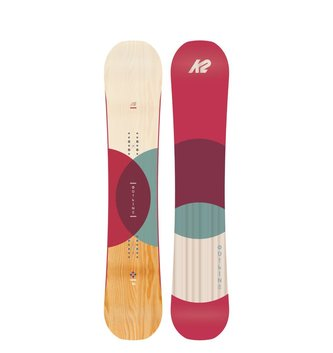 K2 SNOWBOARDS 2018 OUTLINE