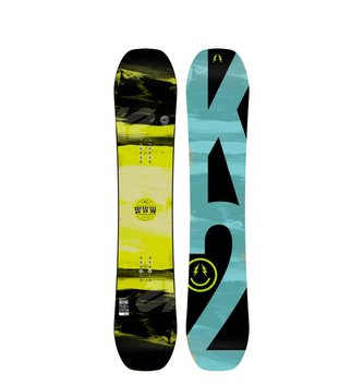 K2 SNOWBOARDS 2018 WW WEAPON